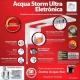 Chuveiro Acqua Storm Ultra Preto Com Cromado 220v Lorenzetti