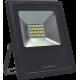 Refletor Led Slim 10w Luz Neutra 5000k Ip65 Cristallux
