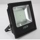 Refletor Led Slim 100w Luz Neutra Bivolt Ip65 Cristallux